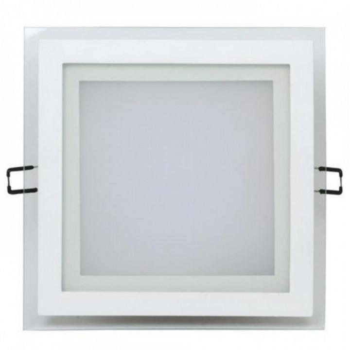 Світильник врізний Horoz Maria-15 HL686LG 15W біл.6400К 198*198мм 1150Lm