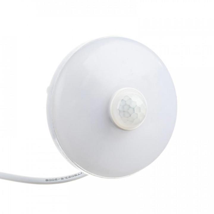 Світильник #124/1 AVT-ROUND2-SENSOR-13W з д.р. PURE WHITE 1018705