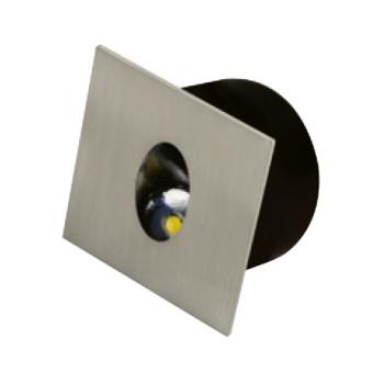 Світильник настінний Horoz Zumrut 3W хром 4000K, 079-001-0003