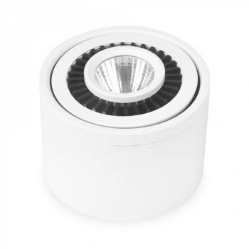 Світильник світлодіодний  Feron, AL523, 10W,білий, круг, IP20, 4000К, накладний