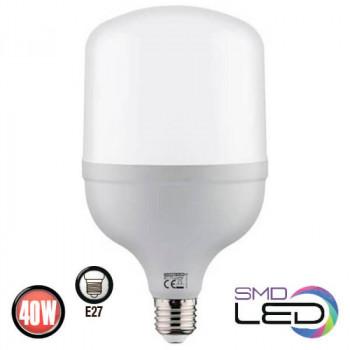 Лампа світлодіодна Horoz Torch-40 40W E27 4200K, 001-016-0040