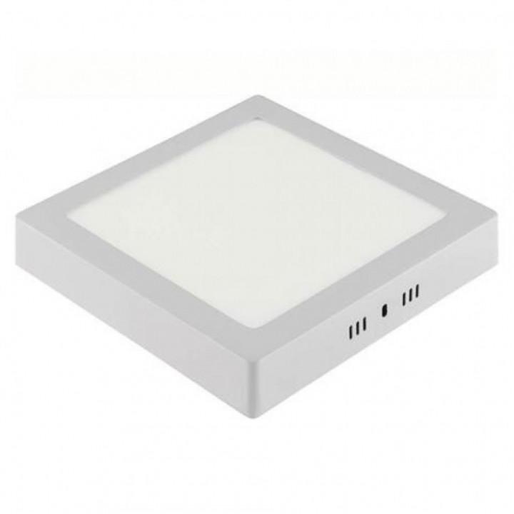 Світильний світлодіодний накладний Horoz Arina-18 18W 6000K біл. 225*225мм 1300Lm