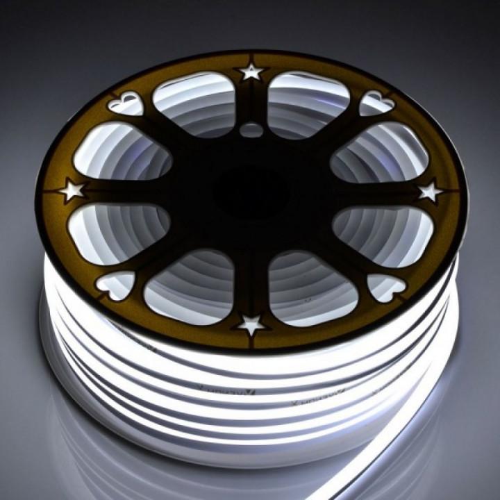Стрічка світлодіодна Horoz, NEOLED, 6400K, 220V IP68 біла, 081-010-0001