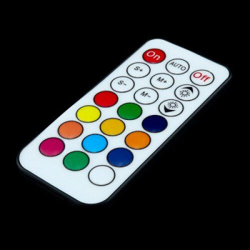 Контролер (для прогр. стр.) Biom, SPI OEM Dream Color IR 21 buttons, (SPI IR 21 but)