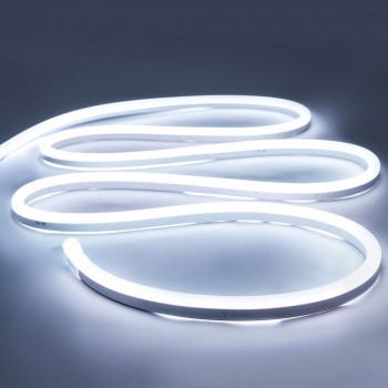 Стрічка світлодіодна AVT-NEON 2835CW120 10W/m, 5mm, IP65,220V, хол.білий , St-51 1017878