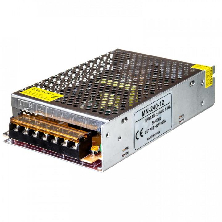 Блок живлення MN-240-12, 12V, 20A  1013382