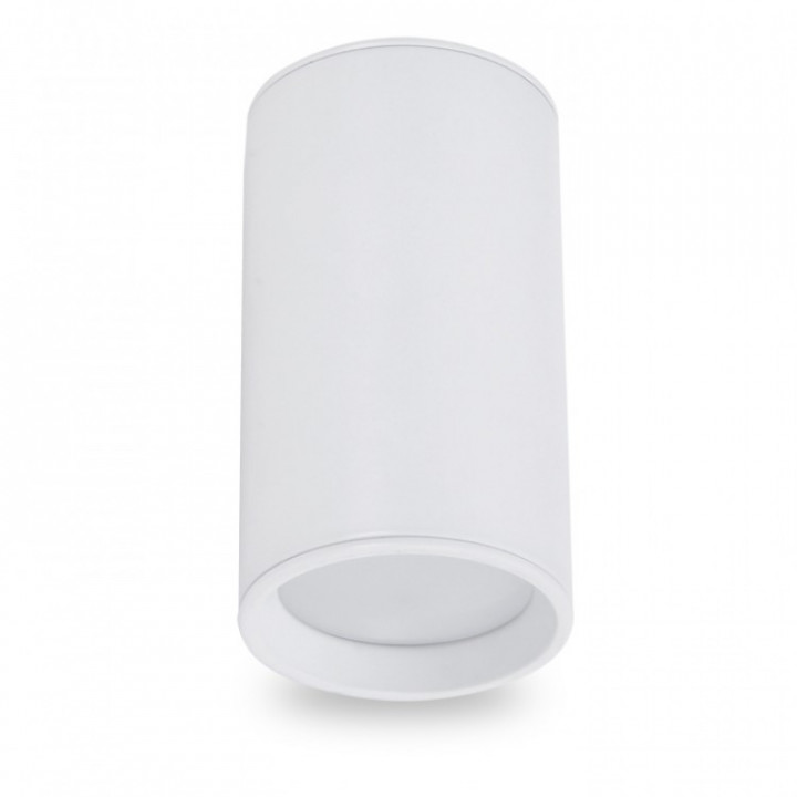 Світильник світлодіодний накладний Feron, ML301, без лампи, MR16(GU10) ,білий, круг, 56*100мм